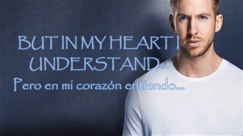 Calvin Harris-My Way (Subtitulada al Español+lyrics) - YouTube
