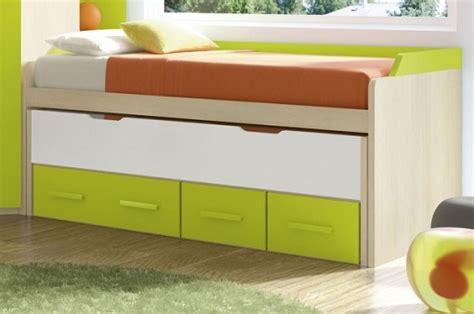 Cama nido con cajones: la más práctica para el dormitorio ...
