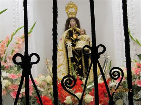 Camarín de la Virgen del Carmen, CAMBIL (Jaén)