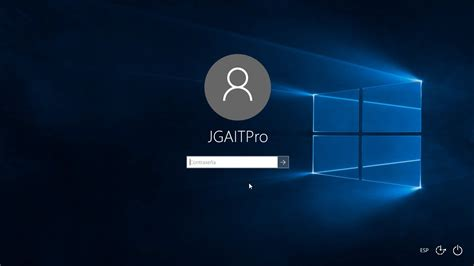 Cambiar imagen de cuenta en Windows 10 - YouTube