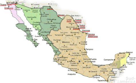 Cambio de horario Mexico   Hora México   Mapa Zonas Horarias