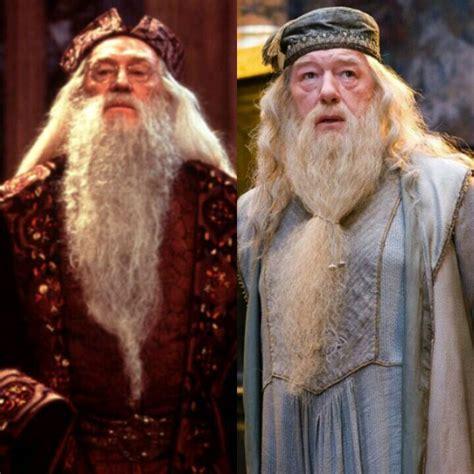 Cambios de actores en las películas de Harry Potter ...