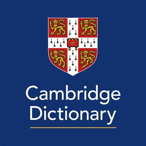 Cambridge Dictionary - YouTube