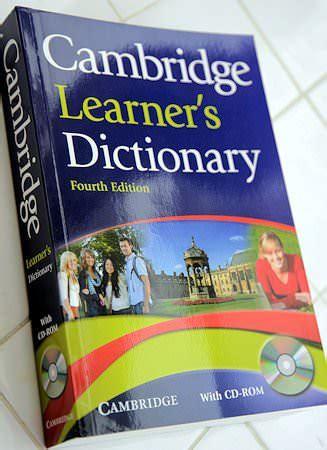 Cambridge Learner's Dictionary Full indir