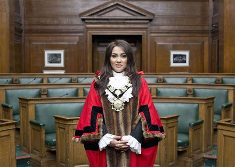 Camden appoints its first female Mayor of Bangladeshi ...