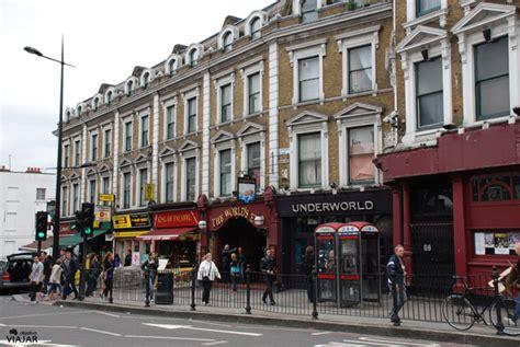 Camden Town, el sitio de mi recreo en Londres   Objetivo ...