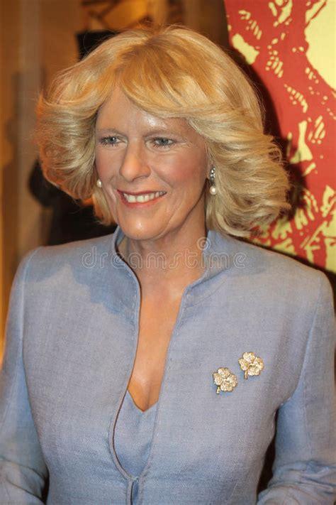 Camilla Duchess Of Cornwall At Madame Tussaud's Editorial ...