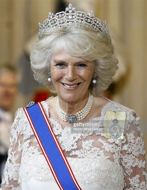 Camilla - Duchess of Cornwall | Getty Images