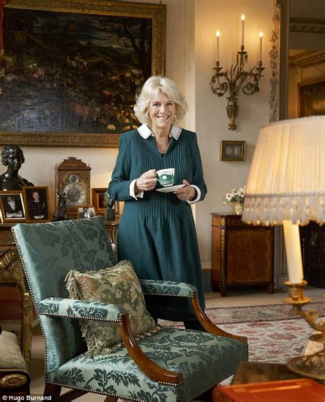 Camilla up close! Duchess of Cornwall speaks exclusively ...