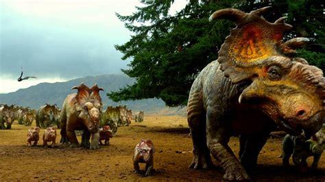 Caminando entre Dinosaurios 3D - YouTube