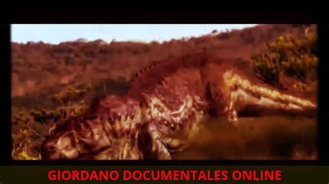 CAMINANDO ENTRE DINOSAURIOS ,NUEVO DOCUMENTAL - YouTube