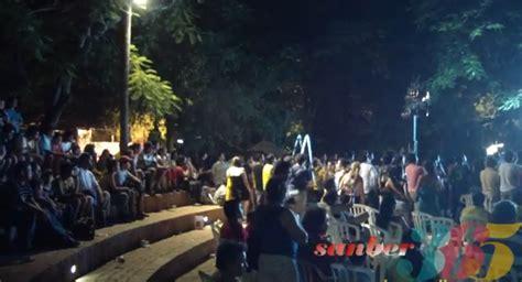 Camino al Paraguay: Video: Rock al aire libre en San ...