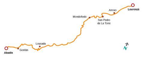 Camino de Santiago. Etapa 2 de Lourenzá a Adadín