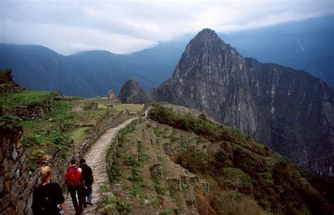 Camino Inca a Machu Picchu - Wikipedia, la enciclopedia libre