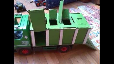 Camion de toros playmobil - YouTube