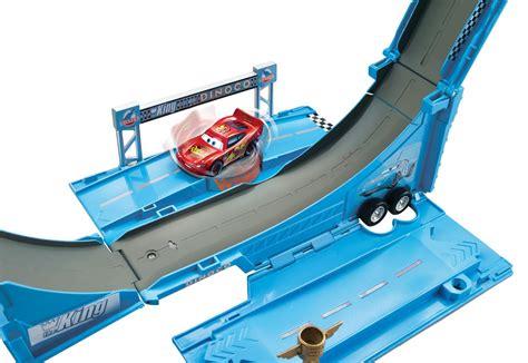Camión Pista Salto Mortal Cars   Mattel DHF52   1001Juguetes