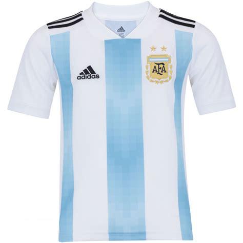 Camisa Argentina I 2018 adidas   Infantil