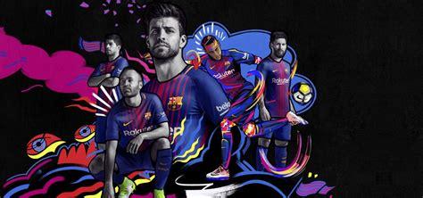 Camisas do FC Barcelona 2017 2018 Nike   Mantos do Futebol