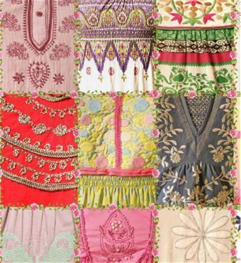 Camisas y vestidos bordados para esta primavera