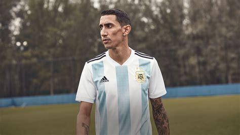 Camiseta adidas de Argentina Mundial 2018   Marca de Gol