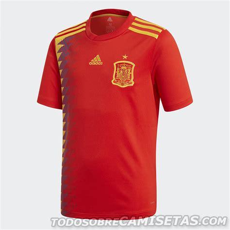 Camiseta adidas de España Rusia 2018   Todo Sobre Camisetas