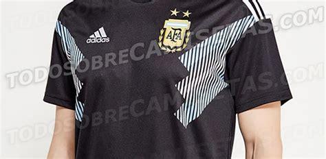 Camiseta alternativa de Argentina Rusia 2018   Todo Sobre ...