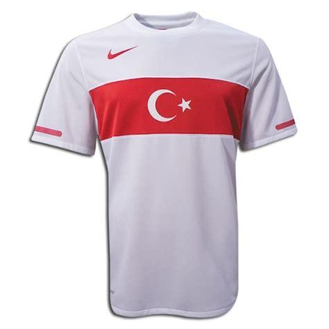 Camiseta de la selección de Turquía Temporada 2011/2012 ...
