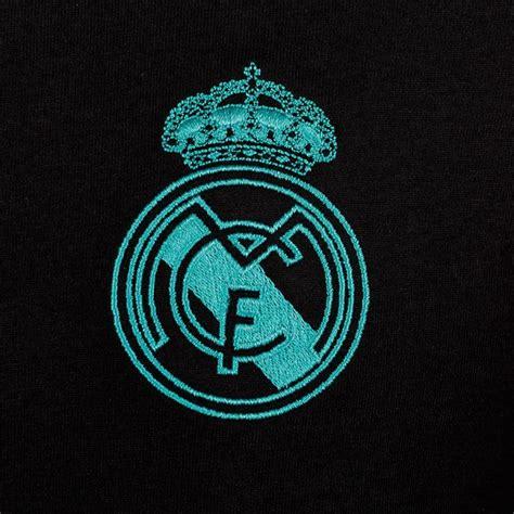 Camiseta de Paseo Real Madrid 2017/2018 Negro