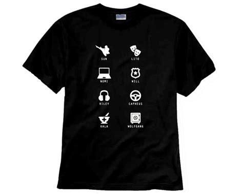 Camiseta de Série Sense8 | Camisetas Cats | Elo7
