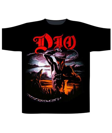 Camiseta DIO   Ronnie James Dio R.I.P.   House of Rock