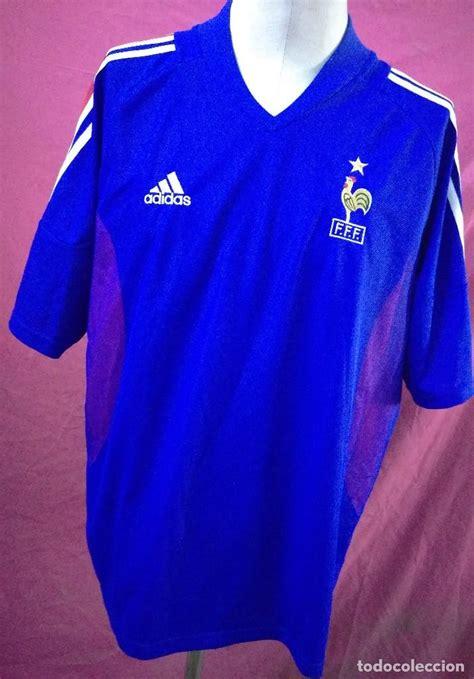 camiseta futbol original adidas seleccion franc   Comprar ...
