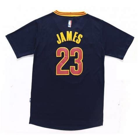 Camiseta Lebron James Cleveland Cavaliers con mangas