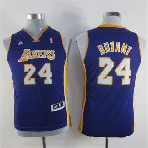 Camiseta Nino Purpura Bryant Los Angeles Lakers Revolution ...
