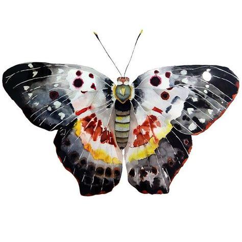 Camiseta original dibujo mariposa acuarelas - Lola Camisetas