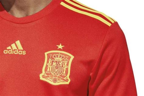 Camiseta Selección Española 2018. Equipación España 2018 ⚽️