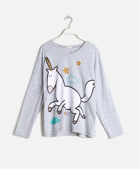 Camiseta unicornio Mr. Wonderful - OYSHO | - Unicornios ...