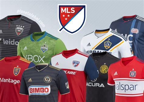 Camisetas de la MLS 2018 | Planeta Fobal