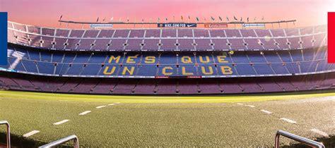 Camp Nou Experience – Tour & Museo | Página Oficial FC ...