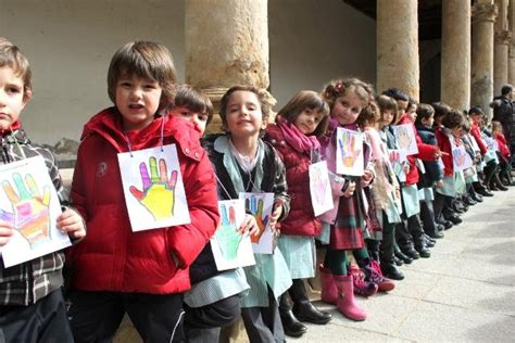 Campaña contra el hambre - Colegio Calasanz Salamanca