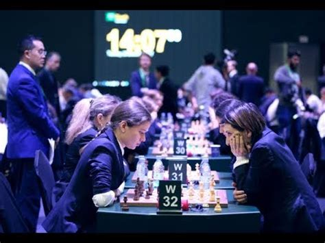 Campeonato del Mundo de Ajedrez rápido (6-10) - YouTube