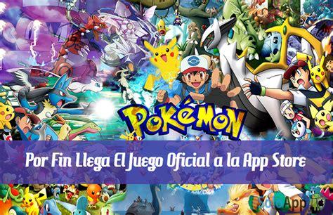 Campeonato Pokémon - Por Fin El Juego de Pokémon Llega a ...