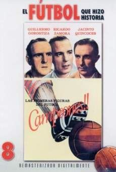 Campeones!! (1943) Online - Película Completa Español - FULLTV