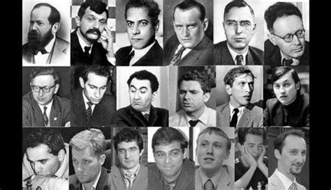 Campeones del mundo de ajedrez - Paperblog