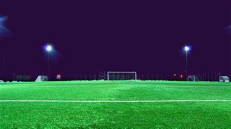 Campo de fútbol, césped, luces Fondos de pantalla ...