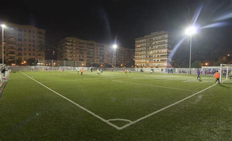 Campo de Fútbol Malilla   Fundación Deportiva Municipal ...