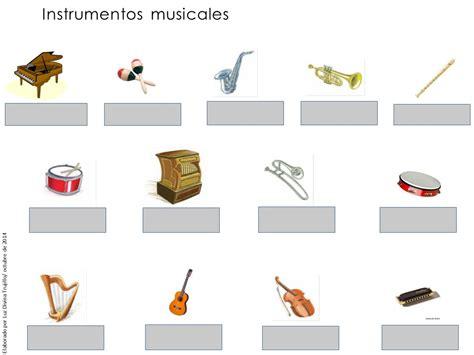 Campo semántico: Instrumentos musicales. - ppt video ...