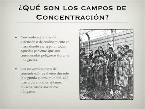 Campos Concentración