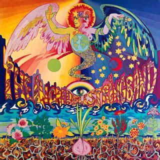 Campos de fresa: Navidades psicodélicas