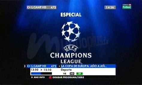 Canal+ Liga Campeones, nuevo canal donde poder seguir la ...