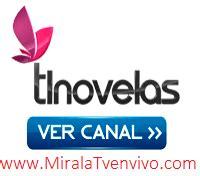 Canal Tlnovelas En Vivo Por Internet   Television en Vivo ...